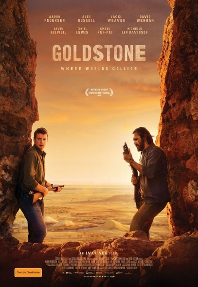 Goldstone. Mystery road 2 / Ivan Sen |