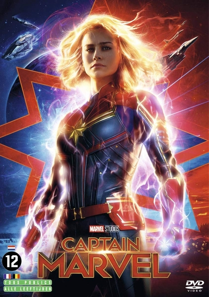 "Afficher ""Captain Marvel"""