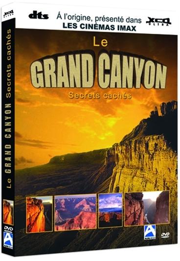 Grand Canyon - Ses secrets = Grand Canyon: The Hidden Secrets . DVD / Kieth Merrill, réal.    Merrill, Kieth. Scénariste