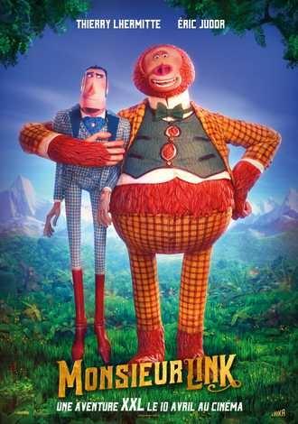 Monsieur Link = Missing Link | Butler, Chris. Réalisateur