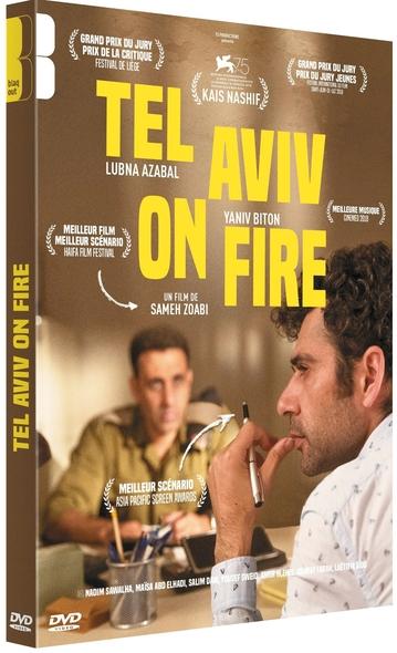 Tel Aviv on fire | Zoabi, Sameh. Réalisateur