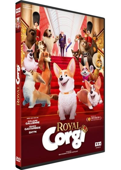 Royal Corgi = The Queen's Corgi | Stassen, Ben. Monteur