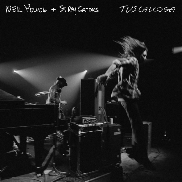 Tuscaloosa (live) | Neil Young (1945-....). Interprète