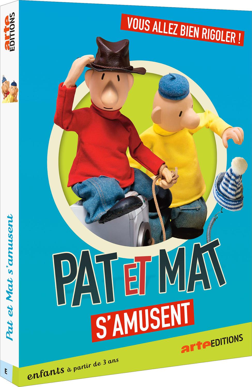 Pat et Mat s'amusent   Benes, Marek. Réalisateur