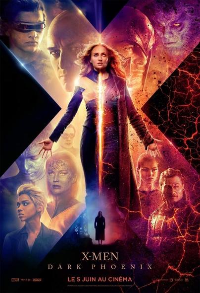 """Afficher """"X-Men : Dark Phoenix"""""""