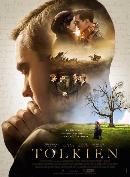 Tolkien . DVD / Dome Karukoski, réal.  | Karukoski , Dome . Metteur en scène ou réalisateur