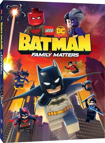 Légo Batman : Une histoire de famille