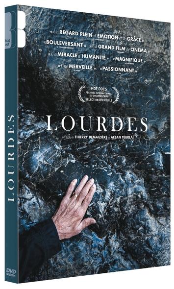 Lourdes . DVD / Thierry Demaizière, Alban Teurlai, réal.  | Demaizière , Thierry . Metteur en scène ou réalisateur