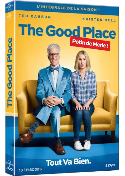 The Good Place / Kristen Bell, Ted Danson,[et al ] act. ; David Schwartz, compos. |