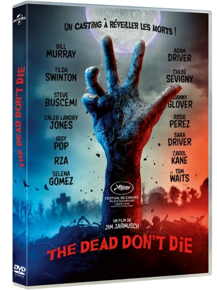 The Dead Don't Die | Jarmusch, Jim. Réalisateur