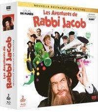 Les Aventures de Rabbi Jacob : Nouvelle restauration prestige / Gérard Oury, réal.  | Oury, Gérard (1919-2006). Metteur en scène ou réalisateur. Scénariste