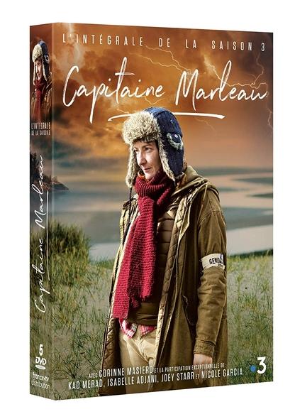 """Afficher """"Capitaine Marleau : L'integrale de la Saison 3"""""""