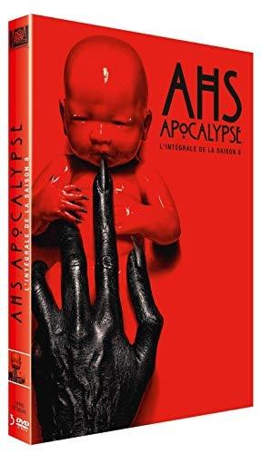 American Horror Story : Apocalypse : 3 DVD | Murphy, Ryan. Réalisateur
