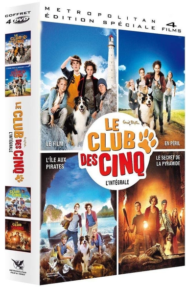 Le Club des cinq film