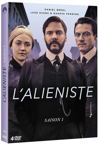 Aliéniste (L') : 4 DVD = The Alienist | Verbruggen, Jakob. Réalisateur