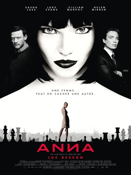 Anna | Besson, Luc. Réalisateur