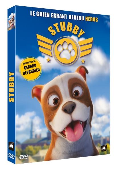 Stubby = Sgt. Stubby: an American Hero | Lanni, Richard. Monteur