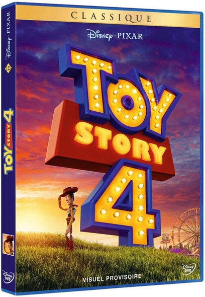 Toy Story 4 | Cooley, Josh. Monteur