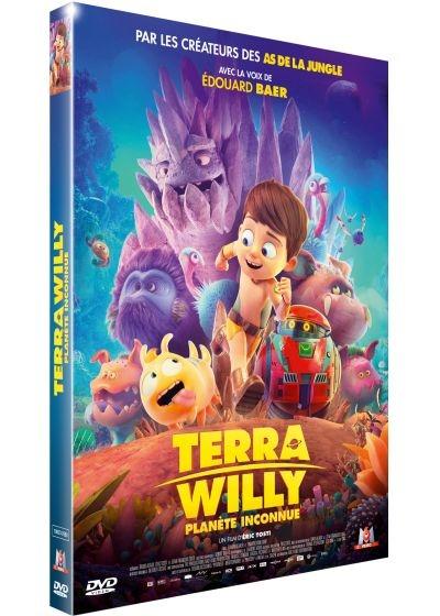 Terra Willy : Planète inconnue | Tosti, Eric. Réalisateur