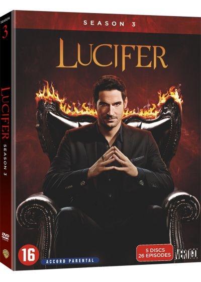 Lucifer. saison 3 / Tom Kapinos | Kapinos, Tom. Scénariste