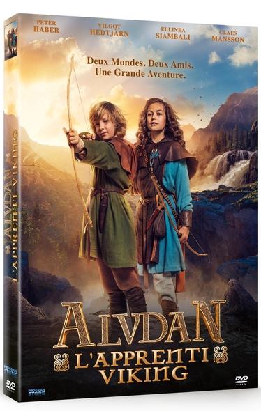 Alvdan, l'apprenti viking / Film de Gustaf Åkerblom  | Åkerblom , Gustaf . Metteur en scène ou réalisateur