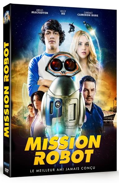 Mission robot . DVD = F.R.E.D.I. / Sean Olson, réal.    Olson , Sean . Scénariste