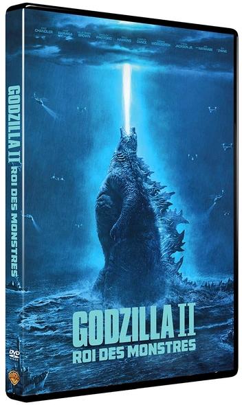 """Afficher """"Godzilla II, roi des monstres"""""""