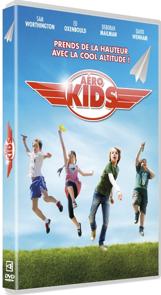 Aero Kids . DVD / Robert Connolly, réal.  | Connolly , Robert . Scénariste