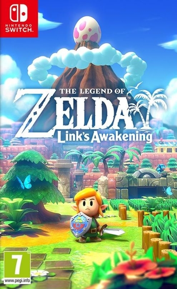 Zelda - Link's awakening (SWITCH)