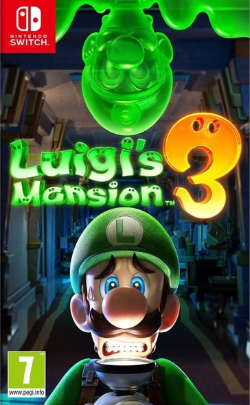 Luigi's Mansion 3 (SWITCH)