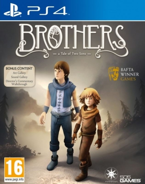 Brothers (PS4)
