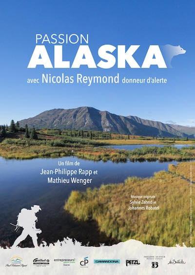 Passion Alaska . DVD / Mathieu Wenger, réal.  | Wenger , Mathieu . Metteur en scène ou réalisateur