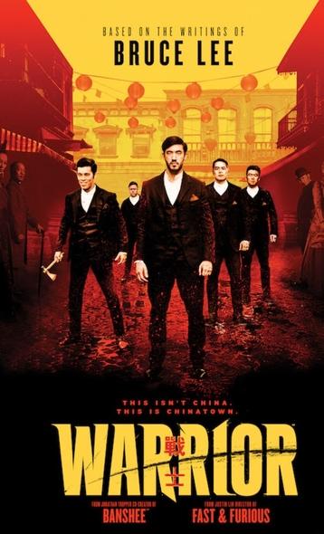 Warrior : 3 DVD = Warrior - Season 1 | Bernstein, Assaf. Réalisateur