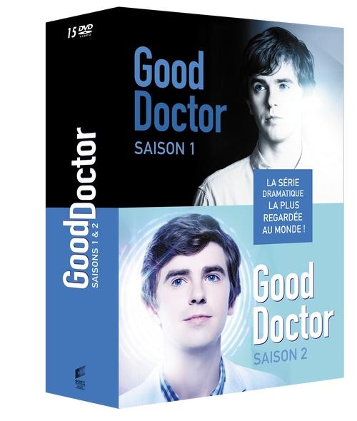 The Good Doctor / Seth Gordon, Mike Listo, John Dahl, Steven DePaul, et al, réal. ; Hill Harper, Freddie Highmore, Nicholas Gonzalez, et al, act. |