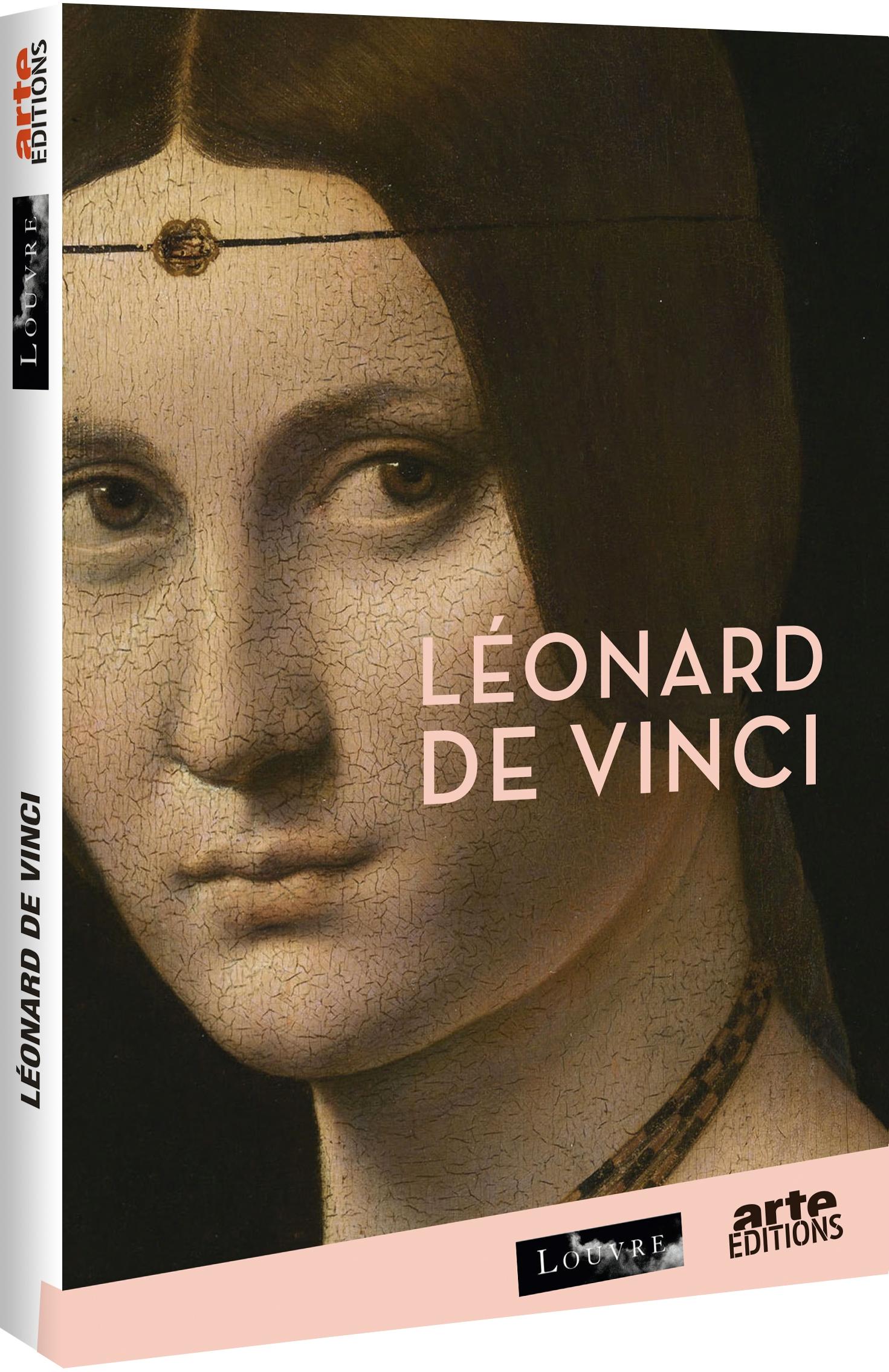 Léonard de Vinci - La Manière moderne - Le Chef-d'oeuvre redécouvert . DVD / Sandra Paugam, Frédéric Wilner, réal.  | Paugam, Sandra. Metteur en scène ou réalisateur