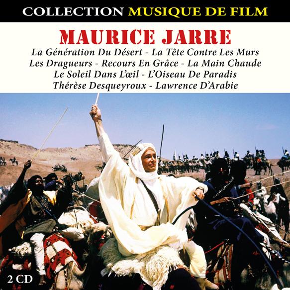 Maurice Jarre : Musiques de Films | Maurice Jarre (1924-2009). Compositeur. Chef d'orchestre. Interprète