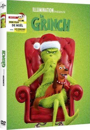 Le Grinch = Dr. Seuss' The Grinch   Mosier, Scott. Metteur en scène ou réalisateur