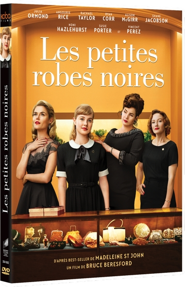Les Petites robes noires / un film de Bruce Beresford  | Beresford, Bruce. Metteur en scène ou réalisateur. Scénariste