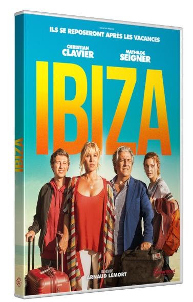 Ibiza . DVD / Arnaud Lemort, réal.  | Lemort, Arnaud. Scénariste