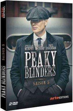 Peaky Blinders : 2 DVD = Peaky Blinders | Caffrey, David. Réalisateur