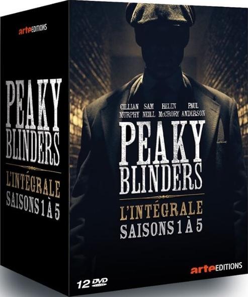 Peaky Blinders v.01, Saison1