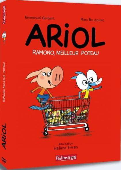 Ariol : Ramono, meilleur poteau
